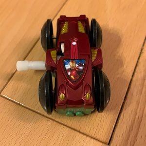 Wind-Up Flip Avengers Car (Ironman/Hulk)
